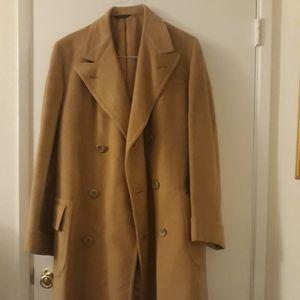 Men trench coat